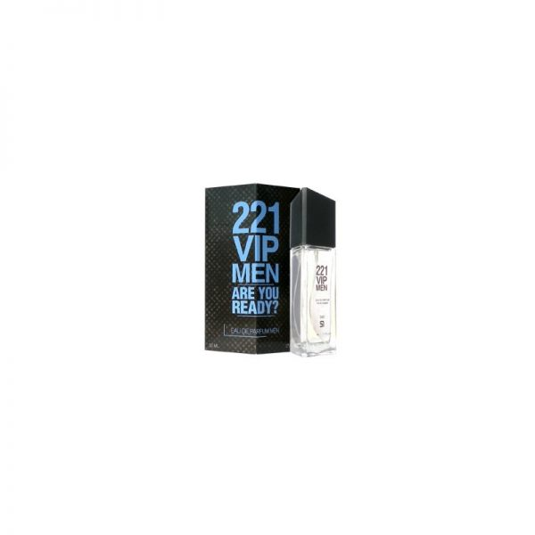 50ML/302 221 VIP MEN