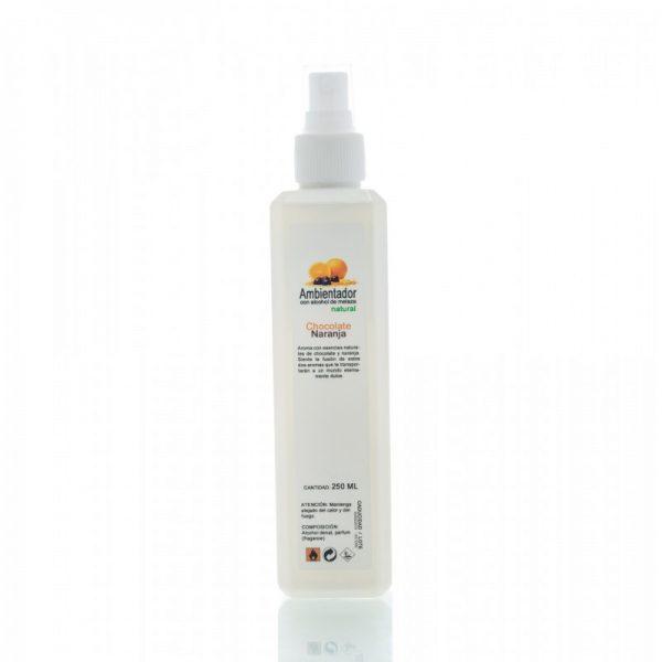 Ambientador Chocolate Naranja (250 ml spray)